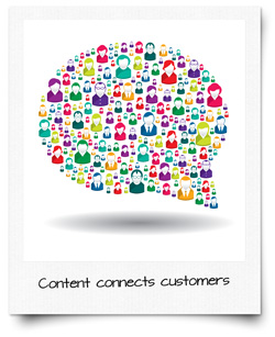 Five content creation ideas for connecting with your customers
