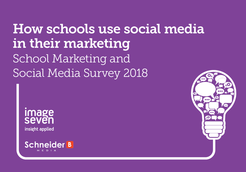 How schools use social media in their marketing