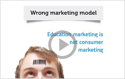 Why school marketing is different