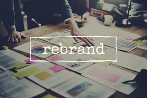 What do you actually need to change in a rebrand?