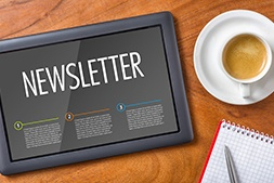 Do you have a subscription to your competitors' newsletters?