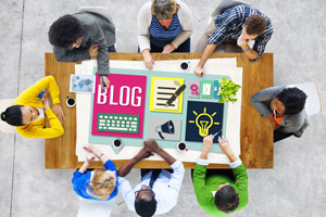 The ideal blog post frequency for your firm
