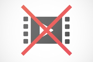 5 errors to avoid when making a video