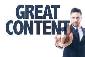 3 benefits of writing quality content for your firm