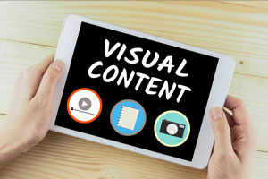 Where to start with visual content marketing for your firm