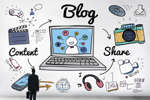 How to repurpose blogs for your firm