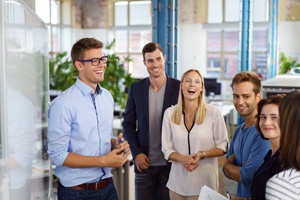 How to boost staff enthusiasm at your firm
