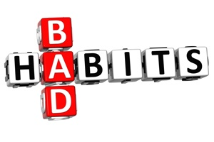 9 bad habits of the staff in firms