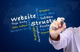 How to structure your firm's website